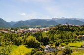 Bellver de Cerdanya — Stock Photo