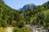 Park narodowy aiguestortes — Zdjęcie stockowe