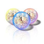 Spherical watch03 — Stock Vector