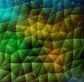 Triangle02color — Cтоковый вектор