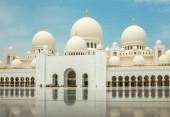 Mesquita Sheikh Zayed — Fotografia Stock