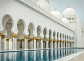 Mosque of Sheikh Zayed — Stock Photo