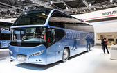 Neoplan Cityliner Bus at the 65th IAA Commercial Vehicles 2014 in Hannover, Germany — Foto Stock