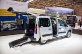 New Citroen Berlingo Wheelchair Edition at the 65th IAA Commercial Vehicles fair 2014 in Hannover, Germany — Stock Photo