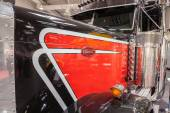 Peterbilt show truck at the 65th IAA Commercial Vehicles Fair 2014 in Hannover, Germany — Zdjęcie stockowe