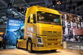 VOLVO FH16 750 HP Truck at the 65th IAA Commercial Vehicles Fair 2014 in Hannover, Germany — Stock Photo