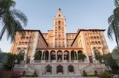 CORAL GABLES, FL USA - NOV 15, 2009: The historic and luxurious Biltmore Hotel which was built in 1925 located in Coral Gables, Florida USA — Stock Photo