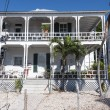 Wooden house in Key West, Florida, USA — Stock Photo #55542777