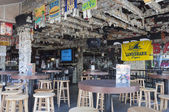 Willie T's dollar bar in Key West, Florida, USA — Photo