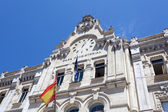 City hall of Santander, Cantabria, Spain — Stock Photo