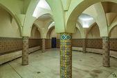 Interior of a traditional moroccan bath - hammam — Stock Photo