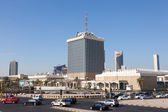 Government building in Al Shamiya, Kuwait City. December 8, 2014 in Kuwait, Middle East — Stock Photo
