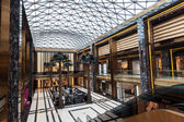 Interior of The Avenues Mall in Kuwait. December 10, 2014 in Kuwait City, Middle East — Stock Photo