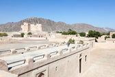 Historic fort in Fujairah, United Arab Emirates — Stock fotografie