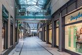 BREMEN, GERMANY - APR 5: Katharinen Viertel shopping center in the city of Bremen. April 5, 2014 in Bremen, Germany — Fotografia Stock