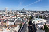 City of Frankfurt Main, Germany — Stock Photo