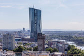 European Central Bank in Frankfurt Main, Germany — Stock Photo