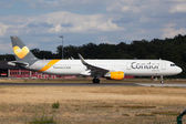 Condor Airbus A321 — Stock Photo