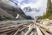 Lake in Banff National Park — Stock Photo