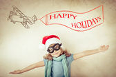 Happy holidays — Foto Stock
