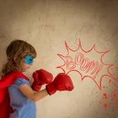 Superhrdina — Stock fotografie