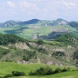 Panoramic views of the Tuscan-Emilian Apennines Italy — Stock Photo #67537753