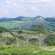 Panoramic views of the Tuscan-Emilian Apennines Italy — Stock Photo #67537847