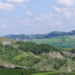 Panoramic views of the Tuscan-Emilian Apennines Italy — Stock Photo #67537855