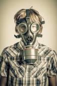 Inquinamento atmosferico — Foto Stock