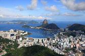 Rio De Janeiro cityscape — Stock Photo