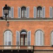 Arched windows — Stock Photo #63224365