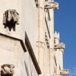 Gargoyles at La Lonja monument — Stockfoto #65635881
