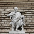 Statue of a philosopher — Stock Photo #65865555