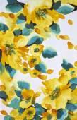 Bloemen illustratie — Stockfoto