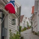 Gamle Stavanger — Stock Photo #54657777