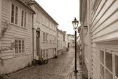Gamle Stavanger — Stock Photo
