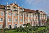 Meersburg New Castle Germany — Stock Photo