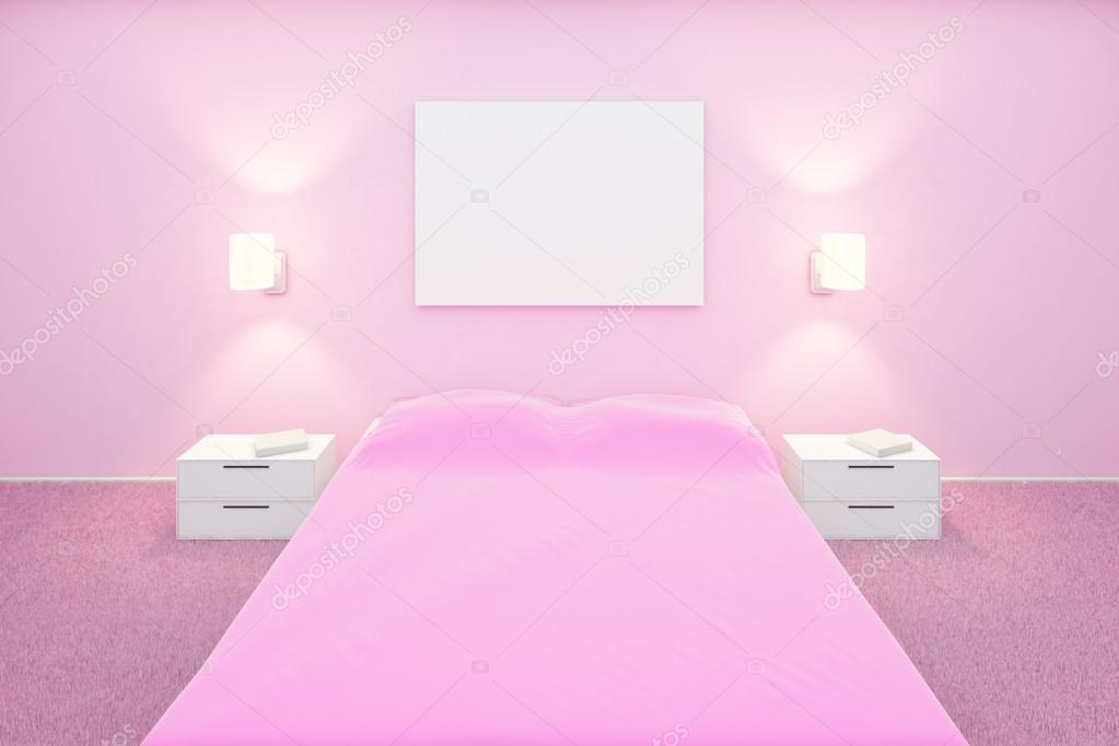 Letto Rosa Claudine : Camera da letto rosa elegant la camera da letto rosa camera da