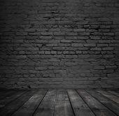 Brick loft — Stock Photo