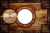 Porthole. — Stock Photo