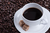 Your morning coffe!!! — Stock Photo