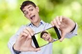 Selfie — Foto Stock
