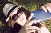 Selfie — Foto de Stock