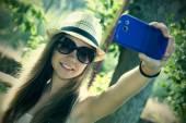 Selfie — Stock Photo