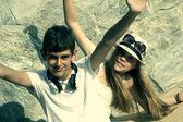 Jovenes pareja — Foto de Stock