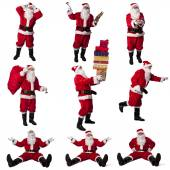 Christmas, santa claus — Stock Photo