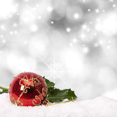 Natal — Fotografia Stock