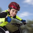 Cyclist — Stock Photo #65720873
