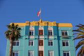 The famous Georgian Hotel in Santa Monica — Fotografia Stock