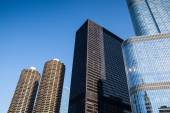 The Trump Tower in Chicago. — Foto Stock